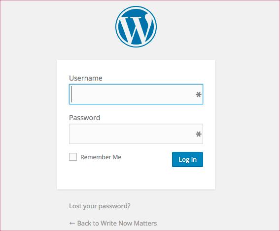 Website setup using siteground web hosting
