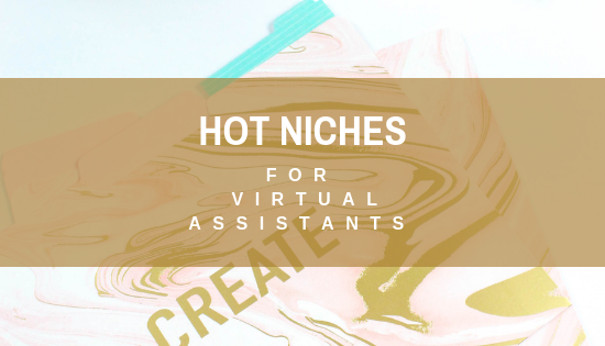 Hot niches for virtual assistants