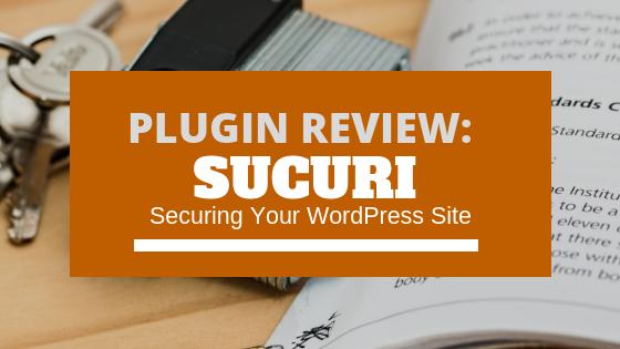 Sucuri WordPress Plugin Review