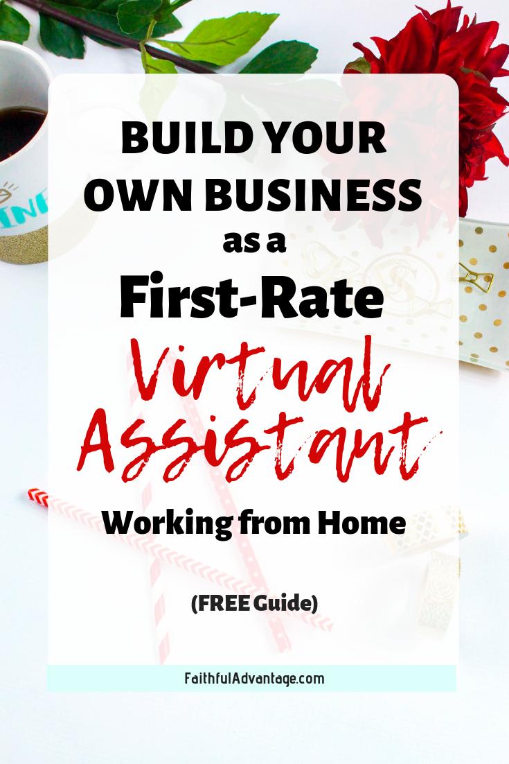 Virtual Assistant Career Guide