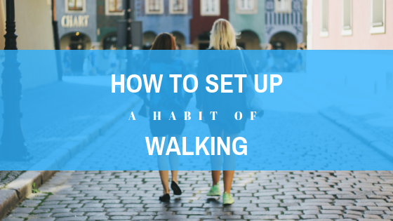 Why you should go for a walk every day