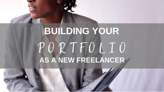 How to build a portfolio when you have no experience