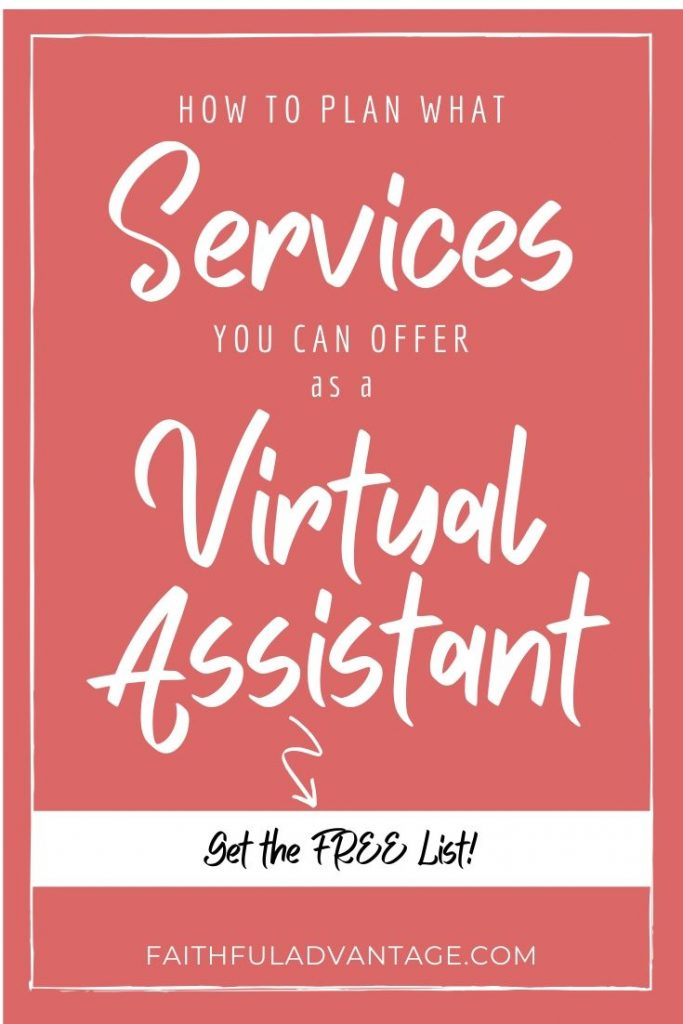 Simple Strategies for Choosing Your Virtual Assistant Services_FaithfulAdvantage.com