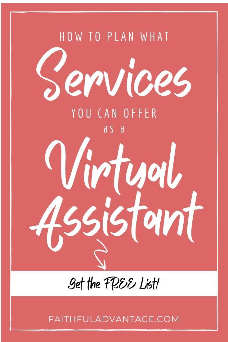 Simple Strategies for Choosing Your Virtual Assistant Services_FaithfulAdvantage.com