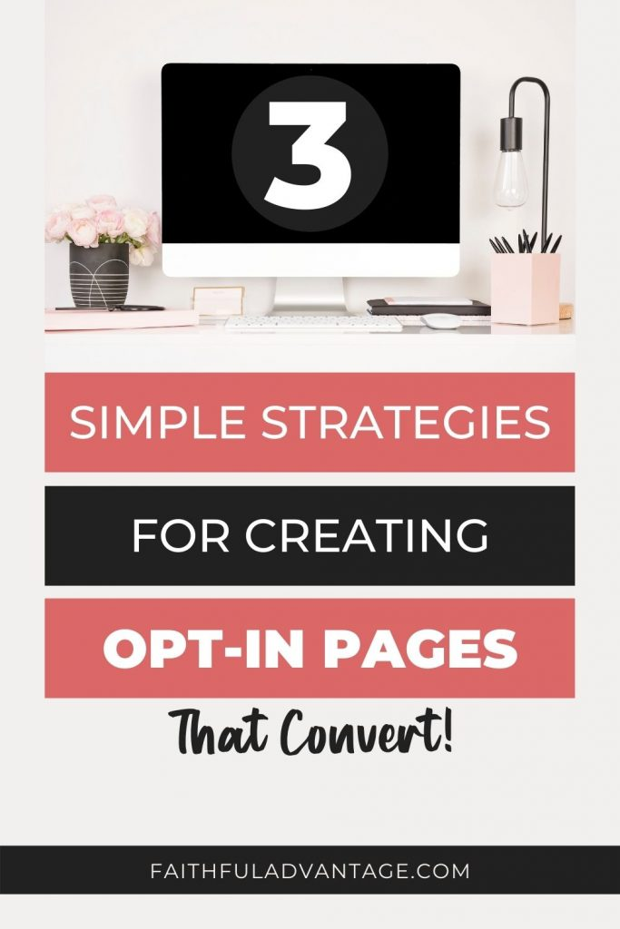 Opt-in Pages that Convert