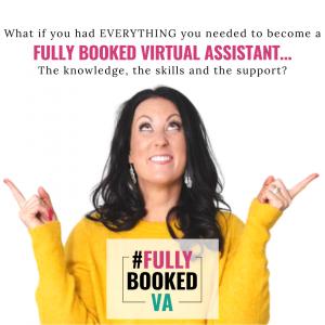FullyBookedVA Sign up